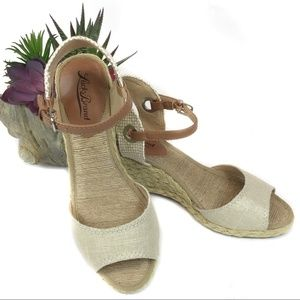 Lucky Brand Kyndra Wedges US Size 6.5M NEW